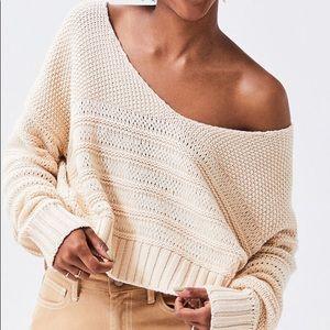 pacsun cream sweater